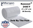 Kaowool 2'x12'x 24' Ceramic Fiber Insulation Blanket 8# Thermal Ceramics 2400F