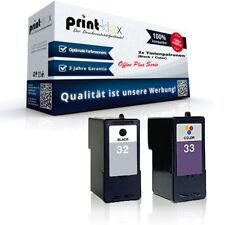 compatible Lexmark 32+33 X3310 X3330 X5270 X8310 XXL Office Plus