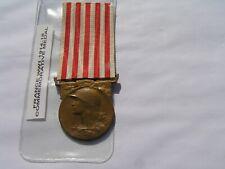 WW1 genuine french commemorative medal of WW1 1914-18.