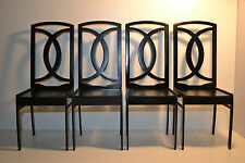 set: 4 chairs for dolls 1:4 furniture for dolls 16-18 inches Tonner BJD