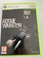 Rogue Warrior Xbox 360 Game UK PAL USED