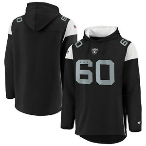 NFL Hoody Las Vegas Raiders Franchise Overhead Hooded Pullover Hooded Sweater