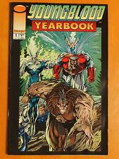 YOUNGBLOOD. Yearbook. 1 July 1993. Image. Malibu Comics Canada (En Anglais)