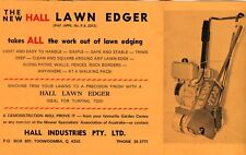 The New Hall Lawn Edger (Victa)