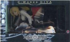 New Bible Black Saeki Kaori 1/6 PVC C-Works Painted