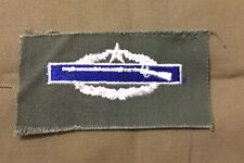 US Army Combat Infantry Badge Second Award.