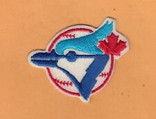 TORONTO BLUE JAYS OLD LOGO 2 3/4 inch STITCHED PATCH Unsold Stock IRON ON