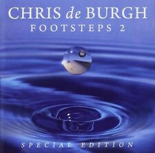 CHRIS DE BURGH - THE FOOTSTEPS 2 THEME   CD NEU