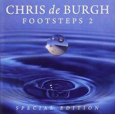 CHRIS DE BURGH - THE FOOTSTEPS 2 THEME   CD NEU