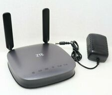ZTE MF275R 4G LTE GSM UNLOCKED HOME BASE Wireless Internet Hotspot + Phone Base
