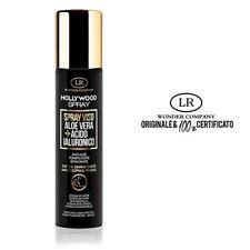 Hollywood Spray Viso LR WONDER COMPANY, con aloe vera e acido jaluronico 75 ml