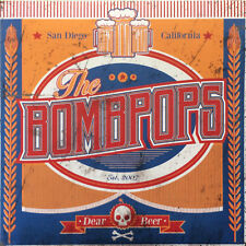 "THE BOMBPOPS 7"" DEAR BEER NOFX RANCID TEENAGE BOTTLEROCKET DESCENDENTS PENNYWISE"