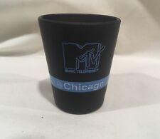 Chicago MTV Shot Glass Free Shipping!