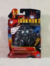 Iron Man 2 Movie Iron Monger 4 Inch Action Figure New In Box