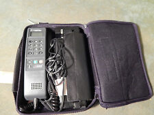 Motorola American Series (MS833) Cell Phone - Complete w/ Travel Bag (Vtg Tech)