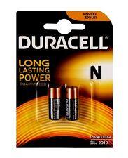 2 x Duracell Batterie Knopfzellen Alkaline Lady  MN9100 E90 LR1