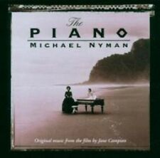 Michael Nyman - The Piano: Music From The Motion Picture (NEW CD)