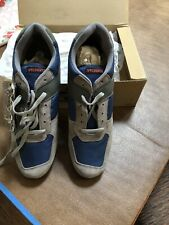 Men's Specialized Cycling Shoes Bicycle Ground Control Gray Blue Sz 13 New