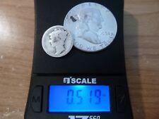 90% Silver Bullion Coin Lot - 1/2 oz 90% U.S. Mint, Barter Coins, Apocalypse b10