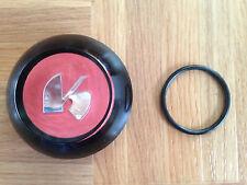 Kaiser Henry J, Allstate Darrin Steering Wheel Medallion Rubber Retainer 212083