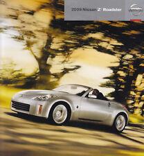 NISSAN Fairlady Z Roadster USA prospetto brochure 2009 59