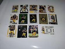 Lot of 50 different Ben Roethlisberger football cards