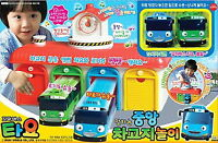 "Little Bus TAYO ""Main Garage play set"" Talking & Sound Toy Korean TV animation"