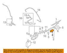 KIA OEM 03-09 Sorento Wiper Washer-Lift Gate-Wiper Arm Cover 9881226000