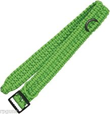 Green Zombie Nick Zombie Nick Zombie Leash Dog Collar Paracord survival