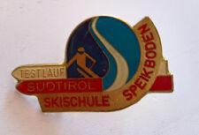 Wanderbrosche Wandernadel Hutschmuck Anstecknadel Souvenir Südtirol Speikboden
