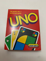 UNO Family Card Game Vintage 1992 Edition Spears Games | VGC 100% Complete
