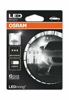 OSRAM W5W T10 LED 6000K Cool White Car LED Bulbs Twin Pack 2850CW-02B