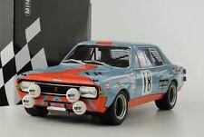 1 18 Minichamps BMW 3.0 CSL #15 24h Spa Peltier/menzel 1973