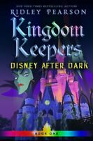 Kingdom Keepers I Disney After Dark by Ridley Pearson 9781368046251 | Brand New
