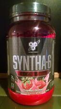 BSN Syntha-6 Edge Strawberry Milkshake 2.25 lb 28 Servings  EXP 5/20