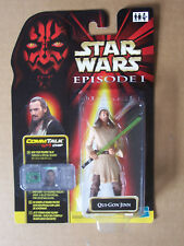 Star Wars Episode 1 TPM The Phantom Menace QUI-GON JINN CommTalk Euro