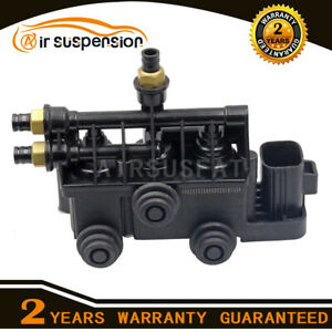 Front Air Suspension for Land Range Rover Sport LR3 LR4 Valve Block RVH000095