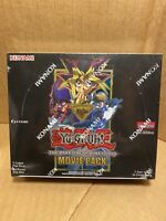 Yu-Gi-Oh! THE DARKSIDE OF DEMENSIONS MOVIE PACK BOOSTER BOX (Sealed 1st edition)