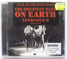 TENACIOUS D (2001) by TENACIOUS D CD MUSIC ALBUM Rock Duo Jack Black & Kyle Gass