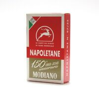 NEW Italian Briscola and Scopa cards - Original Modiano Napoletane