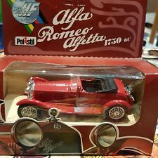 Polistil - Alfa Romeo Alfetta 1750 6c. - made in Italy 1978 in his original box