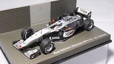 Minichamps West McLaren Mercedes MP4/15 Mika Alemania campeón mundial de F1 2000