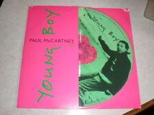 Paul McCartney (Beatles) Young Boy UK Picture Disc
