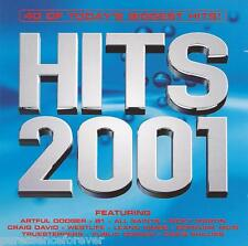 V/A -  Hits 2001 (UK 40 Track Double CD Album)