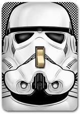 Starwar Stormtrooper Metal Switch plate Wall Cover Lighting Fixture SP749
