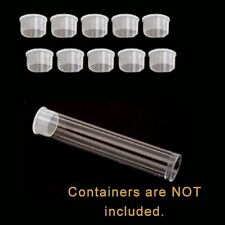 "Round Caps ONLY, fits 9/16"" tubes (10), Sova Enterprises 00015408"