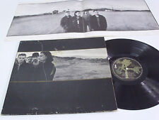 U2 The Joshua Tree - PORTUGAL LP - POLYGRAM release ENGLISH  titles - RARE