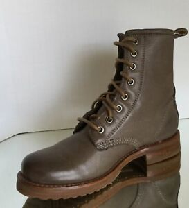 NEW FRYE Women's Veronica Lace-up Combat Boots (Size 5.5 B) - MSRP $278.00!