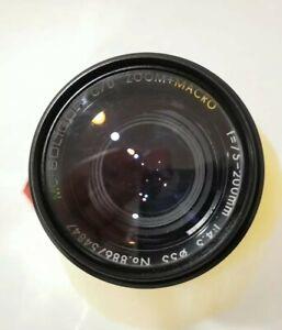 MC SOLIGOR C/D ZOOM MACRO 75-200MM 1:4.5 LENS-PENTAX K MOUNT Japan Made Lens