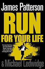 Run For Your Life by James Patterson Large Paperback 20% Bulk Book Discount
